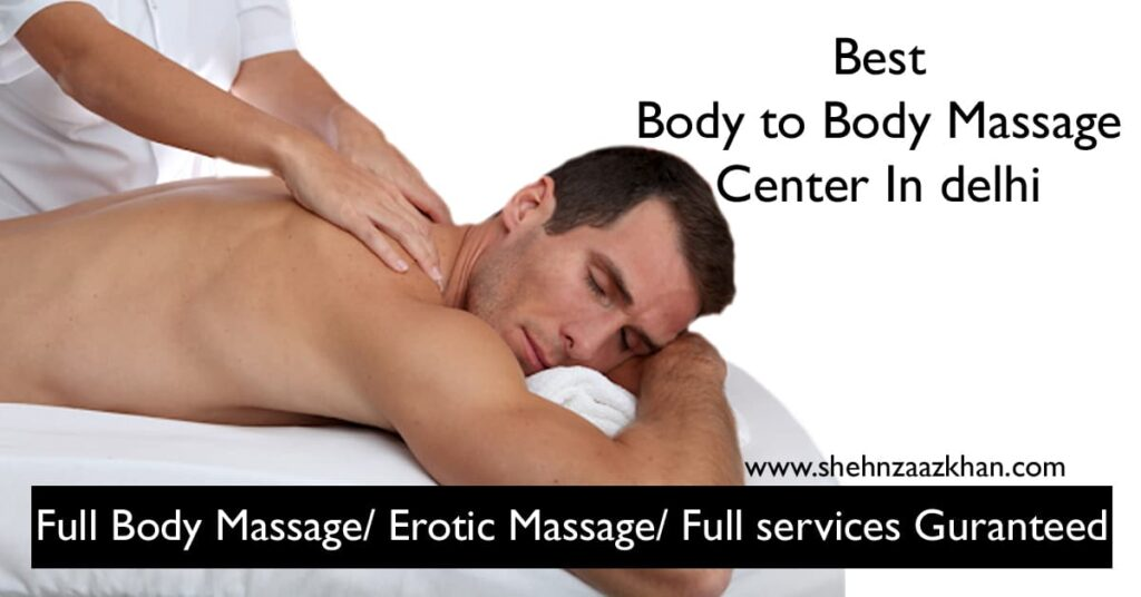 body to body massage center in delhi