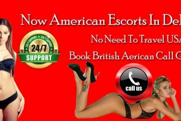 American escorts in Delhi