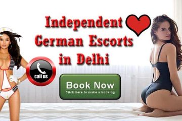 German escort Services in Delhi