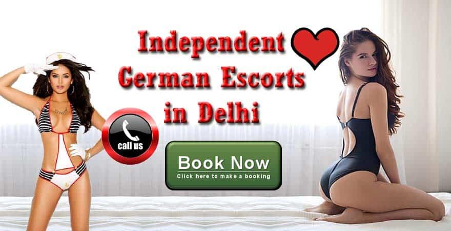 Hire German Escorts in Delhi Bold & Sexy German Call girls