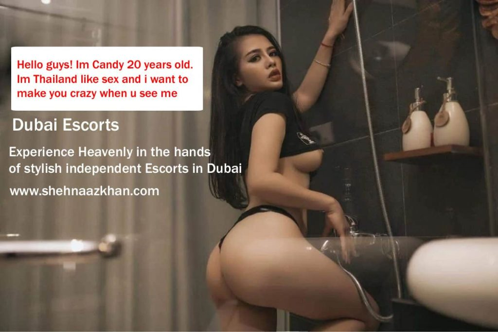 Escort Girl in Dubai