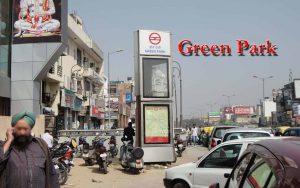 green park Escorts